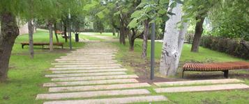 Parque Fluvial cabecera